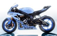 Tetap Keren, Livery 34 Tahun Lalu Dipasang Lagi di Motor Balap Yamaha R1