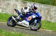 Siap Lawan CBR150, Ini Lap Time Yamaha R15 Spek Balap di Sentul Besar
