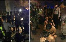 Mencekam, Puluhan Geng Motor Acak-acak Kota Bogor, Gak Berkutik di Tangan Polisi dan TNI