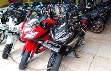 Menggiurkan Motor Sport Fairing 250 cc 2 Silinder Rp 24 Jutaan