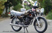 Bikin Ngiler, Yamaha RX King Gold Edition Masih Bau Dealer Dijual, Kata Pemilik Buat yang Minat Aja