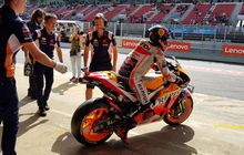 Mantap Banget!  Lorenzo Modal Oleh-oleh Dari Jepang, Nembus 10 Besar FP3 MotoGP Catalunya