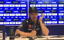 Kesal Jadi Korban di MotoGP Catalunya 2019, Maverick Vinales Ingin Hukuman Berat Buat Jorge Lorenzo