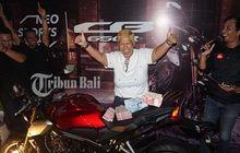 Sadis, Wanita Ini Beli Moge Honda CB650R Cash Rp 286 Juta, Koleksi Motornya Bejibun