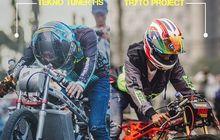 Heboh Video Drag Tekno Tuner VS Tryto Project, Bedanya Tipis Banget