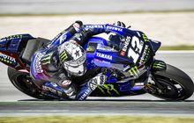 Gak Nyangka, Yamaha Jajal Barang Baru di Tes MotoGP Catalunya, Gak Hanya ECU
