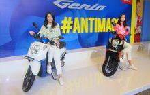 Murah, Harga Motor Baru Honda Genio Antara Honda Scoopy Dan BeAT
