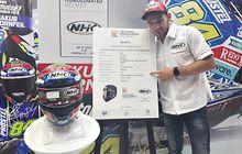 Jadi Helm Indonesia Pertama Lolos FRHAP MotoGP, Pembalap Asal Ceko Ini Takjub
