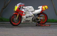Wuih, Yamaha TZR250 Motor Balap Zaman Ancol Masih Ada, Tersisa 2 Unit