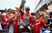 Buka-bukaan, Manajer Danilo Petrucci Bilang Ducati Akan Rekrut Jorge Lorenzo, Jika Andrea Dovizioso Gak Perbarui Kontrak