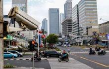 Jakarta Siapkan 100 Kamera ETLE  Muluskan Kebijakan Kapolri Baru