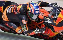 Hasil Moto2 Valencia 2019, Binder Impresif, Dimas Ekky Kalahkan Marquez