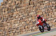 Hasil Balap CEV Moto3 Aragon, Pembalap Indonesia Mario Suryo Finis 10
