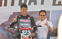 AHM Kembali Perkenalkan Skuad AHRT Motocross Kepada Komunitas Motor Honda di Semarang