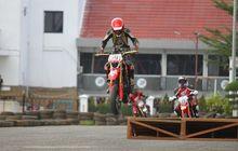 Honda Dream Cup 2019 Banjarbaru, Keren Ada Kelas Baru Supermoto