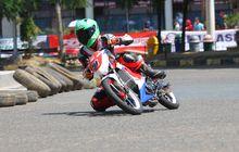 Hasil Lengkap Balap HDC 2019 Banjarbaru, Kalsel: Pembalap Pemula Bikin Kejutan