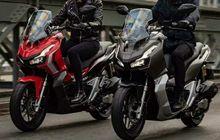 Bukan Cuma Fitur, Ini Perbedaan Mencolok Motor Honda ADV 150 Versi ABS dan Non ABS