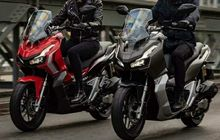 Selisihnya Rp 3 Jutaan, Ini Bedanya Skutik Adventure Honda ADV 150 CBS-ISS dan ABS-ISS