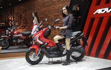 Waduh! Gak Bisa Sembarangan Pilih Warna Honda X-ADV 150, Ini Sebabnya