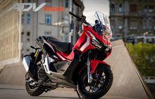 Sadis, 4 Hari Dilaunching Grup Motor Honda ADV 150 Langsung Dibentuk, Helm Adventure Bertebaran