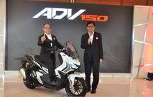 Honda ADV150 Meluncur,  Segini Harga Resmi Tiap Tipe dan Fitur Lengkapnya