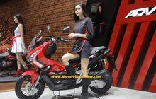 Foto-foto Detail Motor Terbaru Honda X-ADV 150, Fitur Melimpah Harga Pas Dikantong