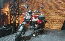Inden Honda Monkey Kalahkan ADV150, Saking Lamanya Bikin Gigit Jari