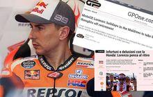 Bursa Pembalap MotoGP: Sedih, Jorge Lorenzo dan Johann Zarco Bakal Dibuang Timnya