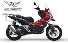 Baru Launching, Skutik Adventure Honda ADV150 Sudah Ada Modifikasi Digitalnya, Keren Bro