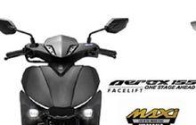 Skutik Adventure Honda ADV 150 Hadir, Yamaha Aerox Facelift Siap Menghadang?
