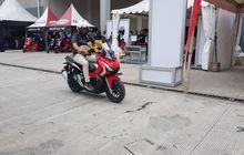Gokil! Baru 3 Hari Meluncur Skutik Adventure Honda ADV150 Sudah Dicoba 500 Orang Lebih