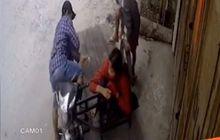 Teror Becak Hantu Kembali Beraksi di Medan, Polisi Ringkus 4 Orang Komplotan
