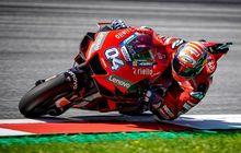 Gawat, Motor Dovi Ada Masalah Usai FP4 MotoGP Inggris 2019, Terancam Gak Lolos Q2?