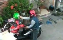 Apes Banget, Driver Ojek Online Motornya Raib Setelah HP Ketinggalan di Warung
