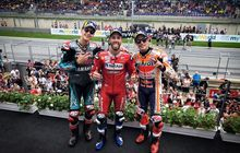 Lanjut Terus Kelar Balapan, Duel Marquez dan Dovizioso Gak Cuma Di Trek Pas MotoGP Austria 2019