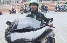 Sadis, Video Driver Ojol Naik Harley-Davidson Road Glide, Suspensi Full Ohlins