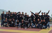 JMC Pupuk Rasa Nasionalisme & Kebersamaan, Gelar Touring Kemerdekaan