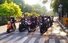 Anniversary Ke-6, Elders Bikin Riding Spesial Minggu Sore Bareng Komunitas