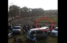 Ngeri, Video Detik-detik Kecelakaan Pembalap Dhandy Latif Yang Meninggal Dunia Saat Balap Motor di Sidrap