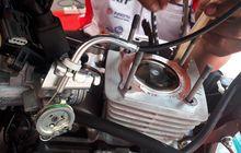 Gurah Mesin, Ruang Bakar Bersih Tanpa Perlu Bongkar Head Silinder dan Serasa Motor Baru
