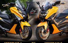 Geger Yamaha NMAX Facelift Versi Terbaru, Sudah Bisa Dipesan, Bro!