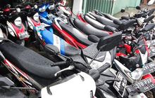 Ternyata Rp 4 Jutaan Dapat Motor Honda, Yamaha dan Suzuki Jenis Matic Sampai Sport