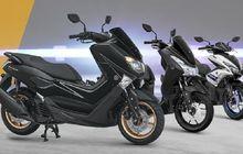 Harga Terbaru Motor Yamaha Maxi Series: NMAX, Aerox, XMAX dan TMAX, Mulai Rp 20 Jutaan
