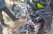 Tabrakan Maut Yamaha NMAX Lawan Honda CBR 150R Tewaskan Balita, Gara-gara Kawal Ambulans