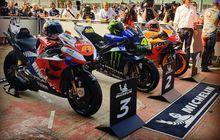 Hasil Kualifikasi MotoGP Inggris 2019 , Rossi Mimpi Apa? Marquez Pole Position