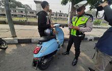 Pelanggar Gak Berkutik, Kamera Portabel di Seragam Polisi Dilengkapi Banyak Fitur Canggih