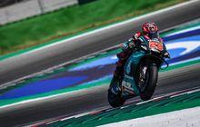 Hasil Kualifikasi MotoGP Valencia 2019, Quartararo Kalahkan Marquez, Miller Menyodok