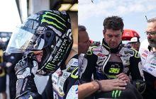 """Blak-blakan, Curhat Pembalap MotoGP Cal Crutchlow Setelah Mengumumkan Pensiun, """"Tidak Ada yang Peduli Dengan Keadaan Saya"""""""