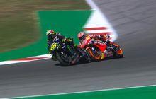 Hasil Kualifikasi MotoGP San Marino 2019, Kejutan Vinales Pole Positon, Marc Ribut Lagi Sama Rossi?