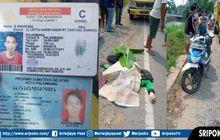 Bikin Haru, Isi Pesan Terakhir Driver Ojol Yang Tewas Saat Antar Makanan di Palembang